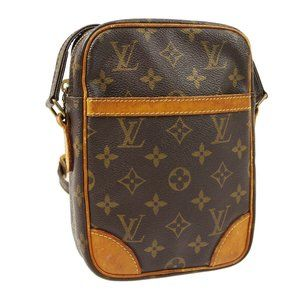 Auth Louis Vuitton Danube Pm Crossbody #N0616V84O